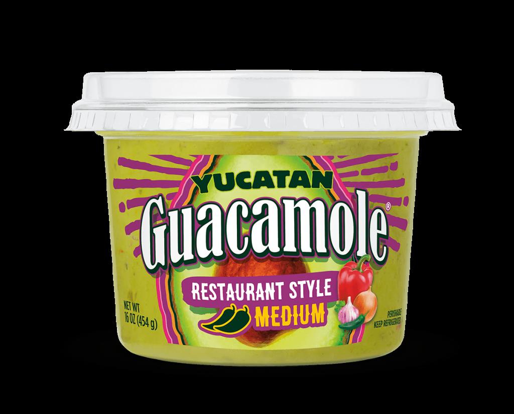 Restaurant Style Guacamole