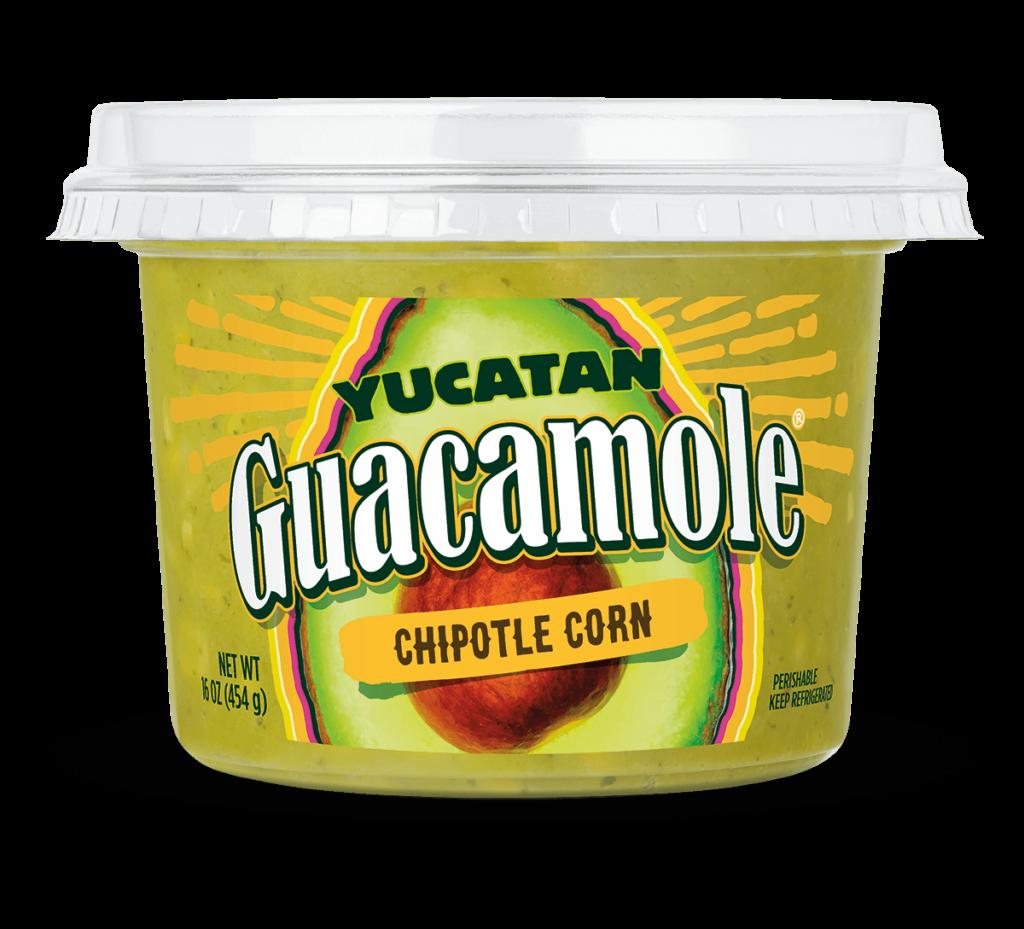 Chipotle Corn Guacamole