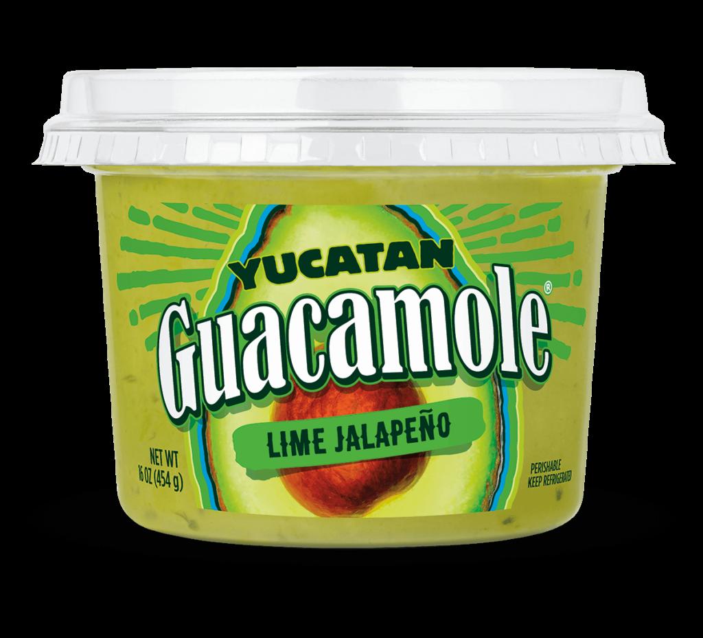Lime Jalapeno Guacamole