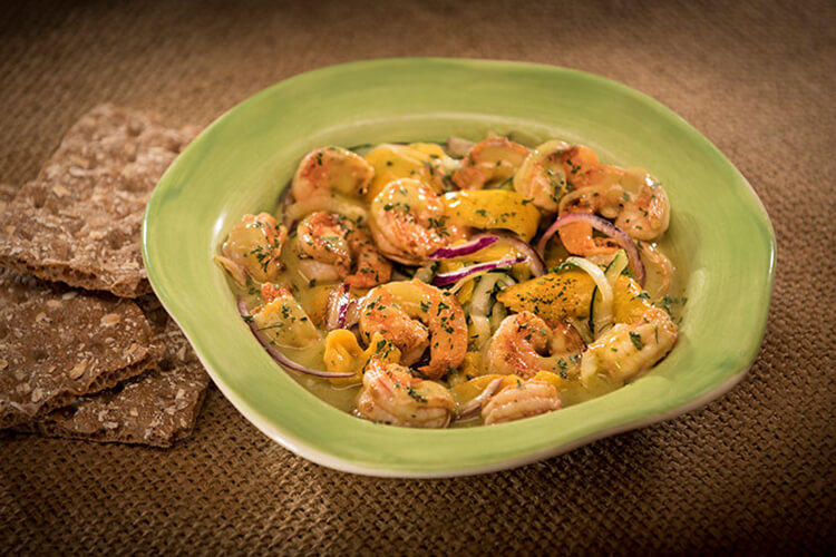 Shrimp Guacachile