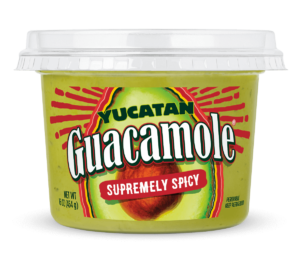 Supremely Spicy Guacamole