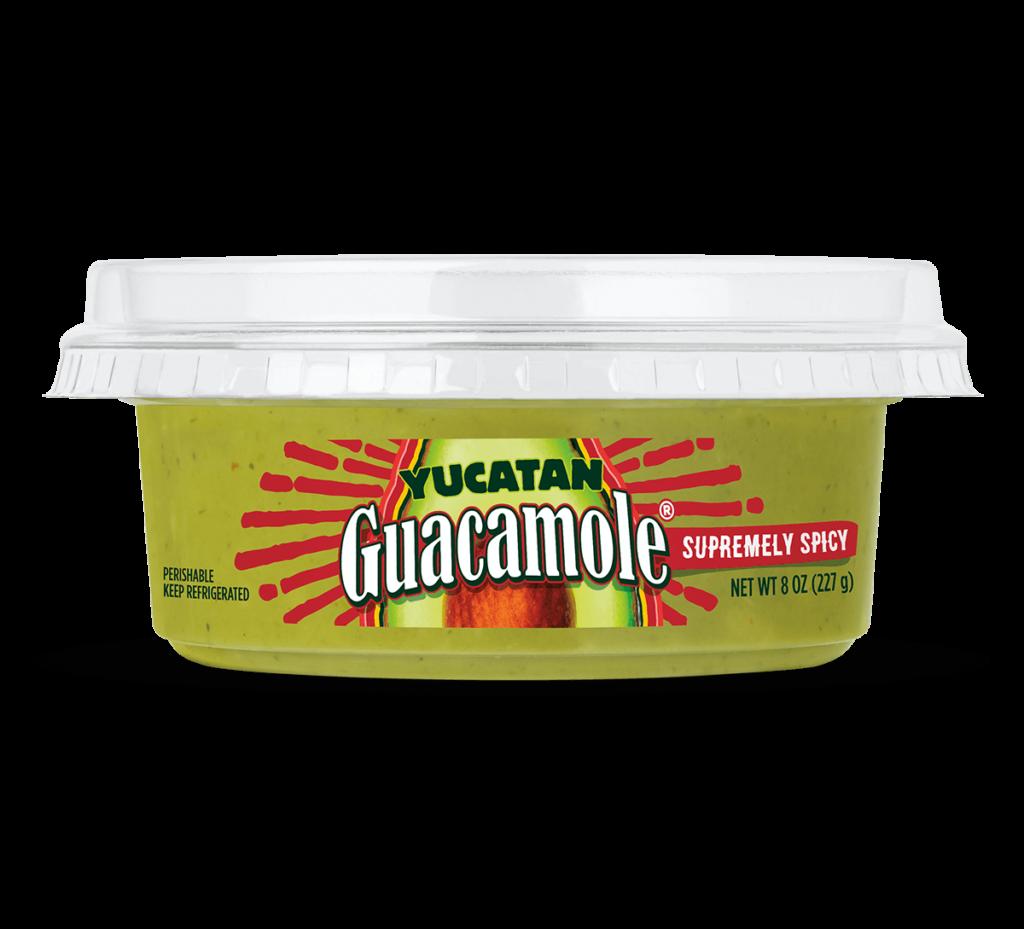 Supremely Spicy Guacamole