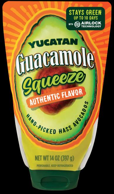 Authentic Guacamole Squeeze