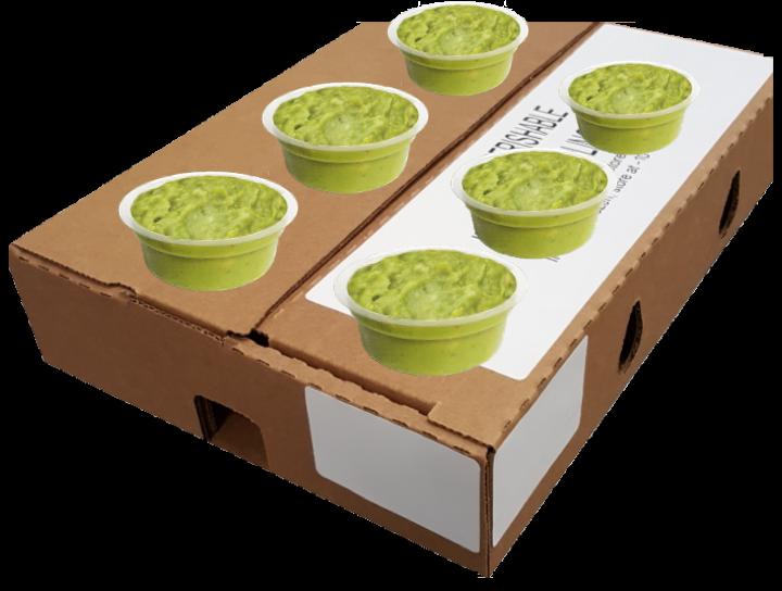 Frozen Guacamole Singles